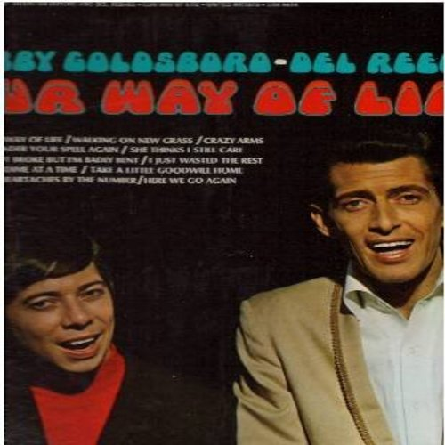 Goldsboro, Bobby & Del Reeves - Our Way Of Life: Under Your Spell Again, Heartaches By The Number, A Dime At A Time, Crazy Arms, I Ain't Broke But I'm Badly Bent (Vinyl STEREO LP record) - NM9/NM9 - LP Records