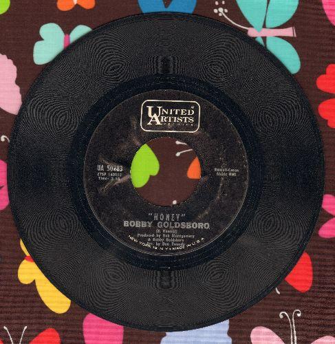 Goldsboro, Bobby - Honey (Honey, I Miss You)/Danny - VG6/ - 45 rpm Records