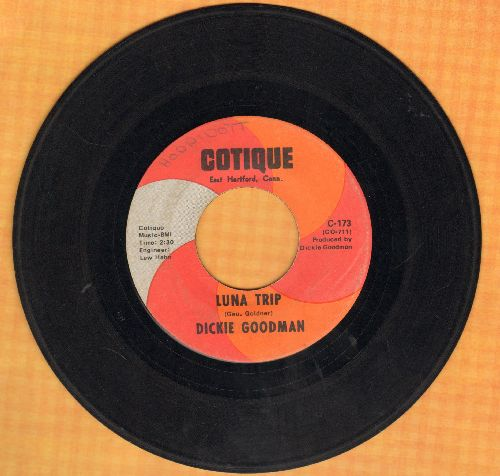 Goodman, Dickie - Luna Trip/My Victorla (bb) - VG7/ - 45 rpm Records