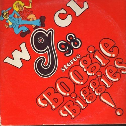 Nash, Johnny, Beatles, Hollies, Rod Stewart, others - WGCL 98 Boogie Biggies!: I Can See Clearly Now, Nowhere Man, Brandy, Sunshine Superman, Mr. Bojangles (2 vinyl STEREO LP record set, gate-fold cover) - NM9/EX8 - LP Records