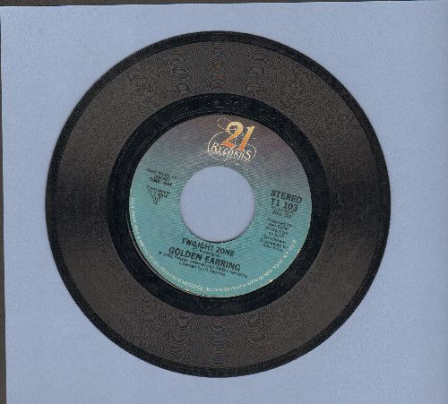 Golden Earring - Twilight Zone/King Dark - EX8/ - 45 rpm Records
