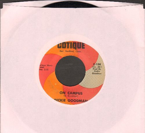 Goodman, Dickie - On Campus/Mombo Suzie - EX8/ - 45 rpm Records