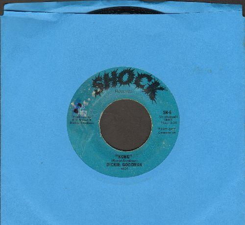 Goodman, Dickie - Kong/Ed's Tune  - VG7/ - 45 rpm Records