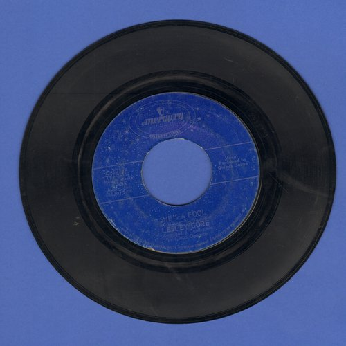 Gore, Lesley - It's My Party/She's A Fool (double-hit re-issue) - VG7/ - 45 rpm Records