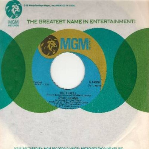 Gorme, Eydie - Butterfly/Mr. Number One (with MGM company sleeve) - M10/ - 45 rpm Records