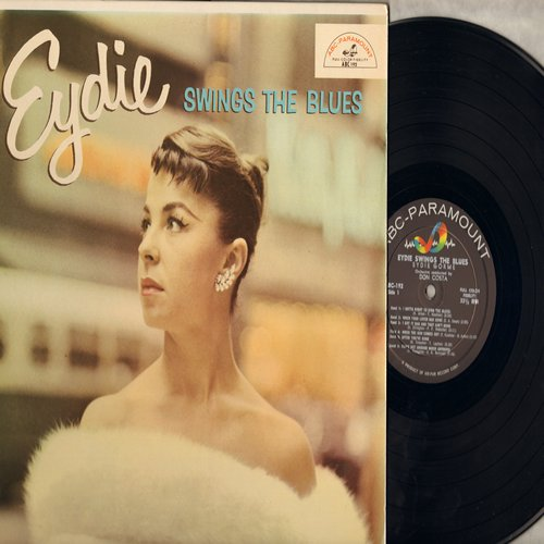 Gorme, Eydie - Eydie Swings The Blues: I Got It Bad And That Ain't Good, Stormy Weather, The Man I Love, Can't Help Lovin' Dat Man, Don't Get Around Much Anymore (Vinyl MONO LP record, NICE condition!) - M10/NM9 - LP Records