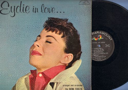Gorme, Eydie - Eydie In Love…: Love Letters, In The Wee Small Hours Of Morning, When I Fall In Love, Impossible, It Could Happen To You, Here I Am In Love Again (Vinyl LP record) - EX8/EX8 - LP Records