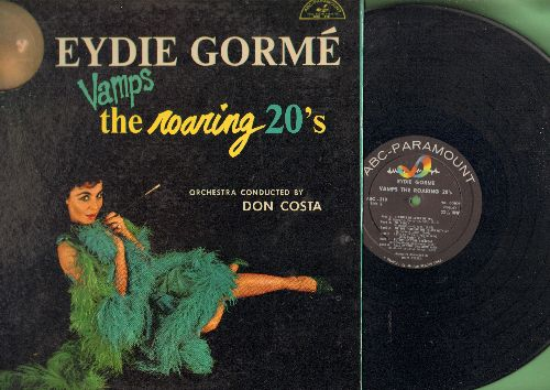 Gorme, Eydie - Eydie Gorme Vamps The Roaring 20's: Who's Sorry Now?, Toot Toot Tootsie Goodbye, Chicago, I Wanna Be Loved By You, Let's Do It, My Buddy (Vinyl MONO LP record) - VG7/EX8 - LP Records
