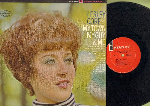 Gore, Lesley - My Town, My Guy & Me: The Things We Did Last Summer, Let Me Dream, I Don't Care, Just Another Fool (vinyl STEREO LP record) - NM9/EX8 - LP Records