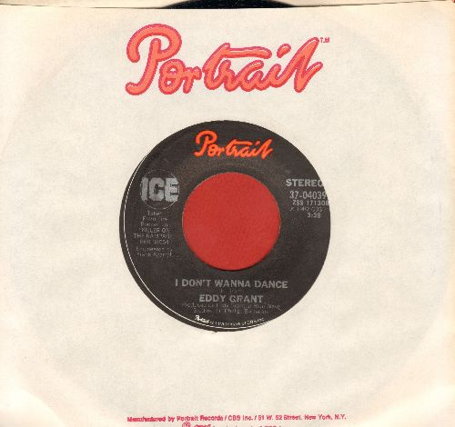 Grant, Eddy - I Don't Wanna Dance - NM9/ - 45 rpm Records