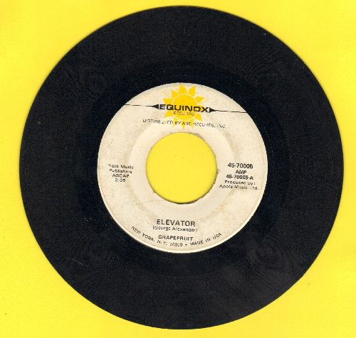 Grapefruit - Elevator/Yes - EX8/ - 45 rpm Records