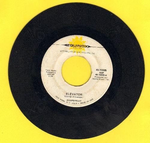 Grapefruit - Elevator/Yes - EX8/ - 45 rpm Records