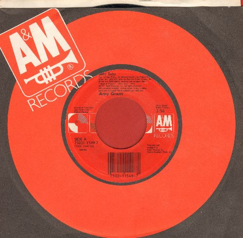 Grant, Amy - Baby Baby (2 versions of the hit, MINT condition with company sleeve) - NM9/ - 45 rpm Records