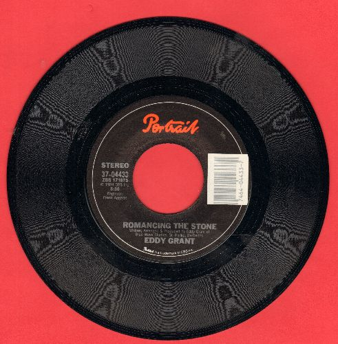 Grant, Eddy - Romancing The Stone/My Turn To Love You - NM9/ - 45 rpm Records