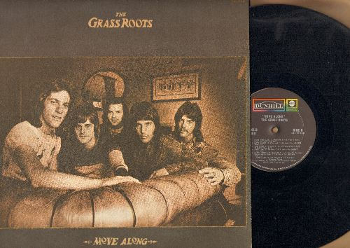 Grass Roots - Move Along: The Runway, Someone To Love, Face The Music, Glory Bound, Only One (vinyl STEREO LP record) - NM9/NM9 - LP Records