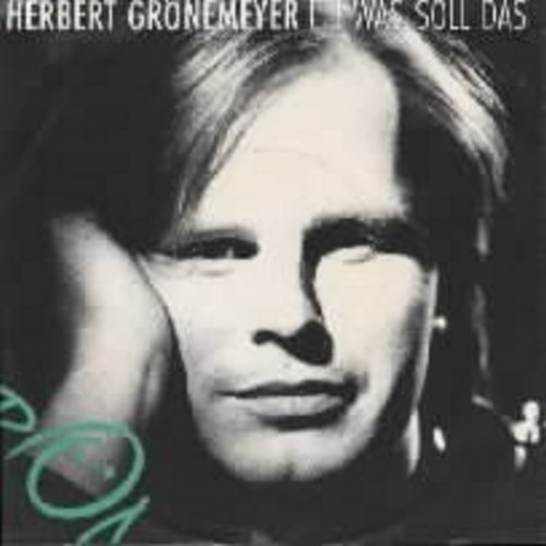 Groenemeyer, Herbert - Was soll das?/Keine Heimat (German Pressing with picture sleeve, sung in German) - NM9/EX8 - 45 rpm Records