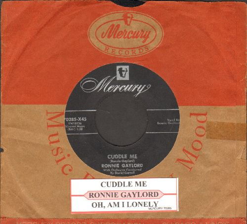 Gaylord, Ronnie - Be My Baby Do/Prize Of Gold - M10/ - 45 rpm Records