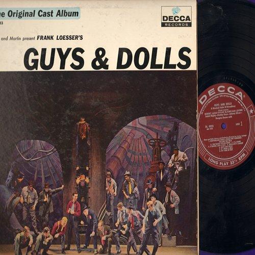 Guys & Dolls - Guys & Dolls - Original Cast Album Featuring Robert Alda, Vivian Blane And Stubb