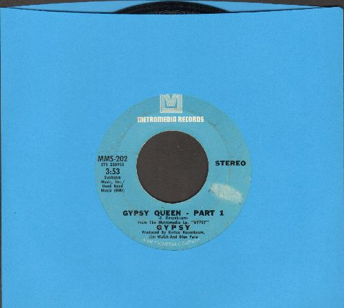 Gypsy - Gypsy Queen - Part 1/Dead And Gone - EX8/ - 45 rpm Records