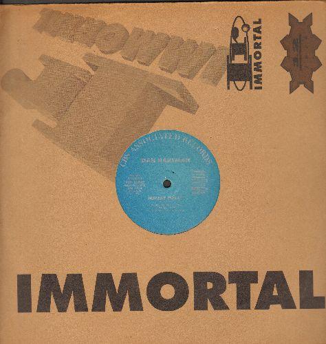 Hartman, Dan - Instant Replay (8:15 minute Extended Disco Version)/Vertigo/Relight My Fire (9:44 minutes)  (12 inch vinyl Maxi Single, DANCE CLUB FAVORITE!) - NM9/ - Maxi Singles