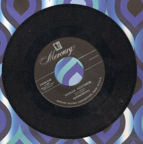 Harmonicats - Harlem Nocturne/Mickey - VG7/ - 45 rpm Records