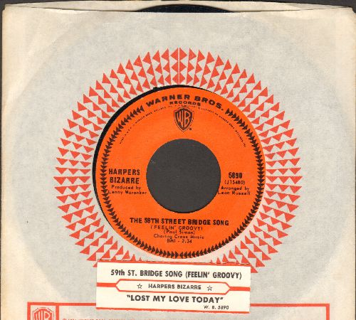 Joel, Billy - An Innocent Man/I'll Cry Instead (with company sleeve) - EX8/ - 45 rpm Records