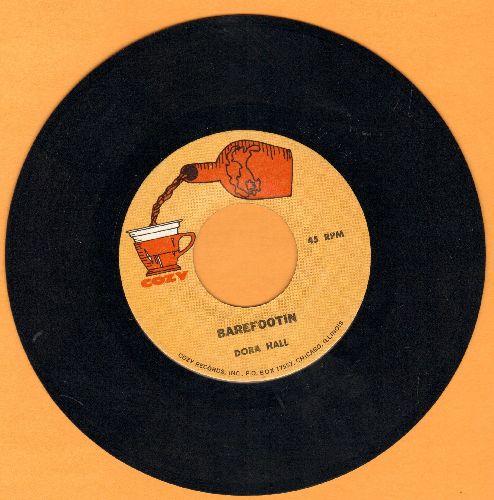 Hall, Dora - New Boy/Barefootin - EX8/ - 45 rpm Records