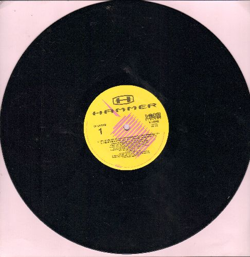 Hammer - This Is The Way We Roll (4 Extdned Dance Club Tracks on 12 inch Maxi Single) - NM9/ - Maxi Singles
