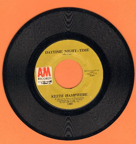 Hampshire, Keith - Daytime Night-Time/Turned The Other Way - VG7/ - 45 rpm Records
