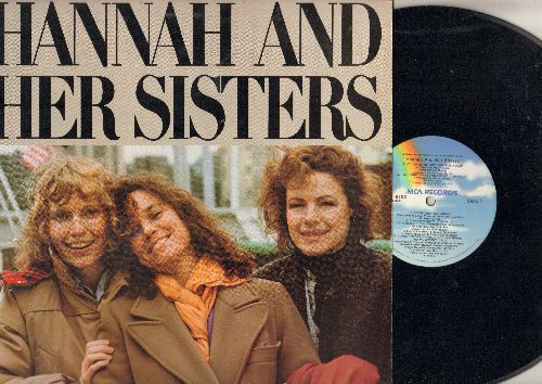 Hannah And Her Sisters - Hannah And Her Sisters - Original Motion Picture Soundtrack: You Made Me Love You, Isn't It Romantic, Bewitched (vinyl LP record) - NM9/NM9 - LP Records