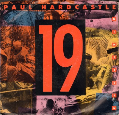 Hardcastle, Paul - 19/Fly By Night (with picture sleeve) - M10/EX8 - 45 rpm Records