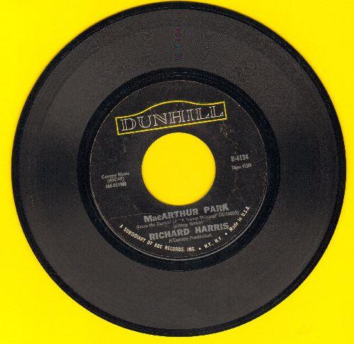 Harris, Richard - Mac Arthur Park (unedited 7:20 minute version!)/Didn't We  - VG7/ - 45 rpm Records