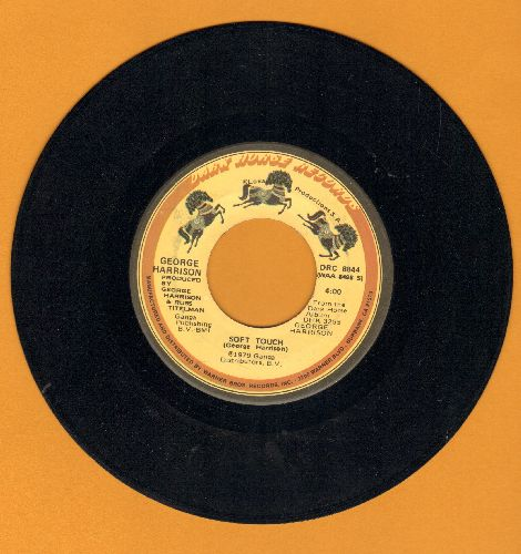 Harrison, George - Love Comes To Everyone/Soft Touch - EX8/ - 45 rpm Records