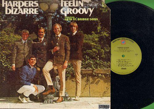 Harpers Bizarre - Feelin' Groovy: Happy Talk, Come To The Sunshine, 59th Street Bridge Song (Feelin' Groovy), The Debutante's Ball (Vinyl STEREO LP record) - NM9/VG7 - LP Records