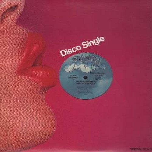 Hartman, Dan - Instant Replay (8:15 minute Extended Disco Version)/Instant Replay (Replayed - 5:19 Extened Version) (12 inch vinyl Maxi Single, DANCE CLUB FAVORITE!) - NM9/ - Maxi Singles
