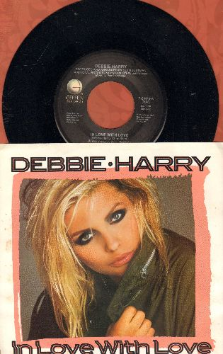 Harry, Debbie - In Love With Love/Secret Life (with picture sleeve) - NM9/EX8 - 45 rpm Records