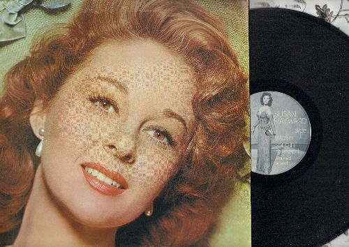 Hayward, Susan - With A Song In My Heart/I'll Cry Tomorrow/Smash Up: Re-issue of original Sound Track recordings featuring voices of Susan Hayward, Jane Froman and Peg LaCentra (Vinyl LP record) - M10/EX8 - LP Records