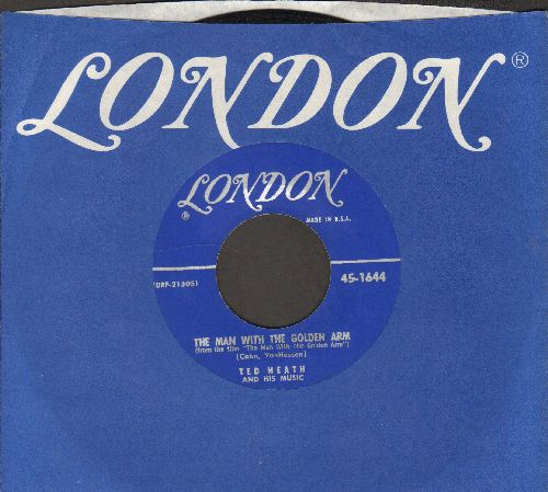 Heath, Ted & His Music - The Man With The Golden Arm/Sibney (with London company sleeve) - EX8/ - 45 rpm Records