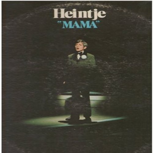 Heintje - Mama: A Mother's Tears, I'm Your Little Boy, In Grandma's Rocking Chair (Vinyl STEREO LP record) - EX8/VG6 - LP Records