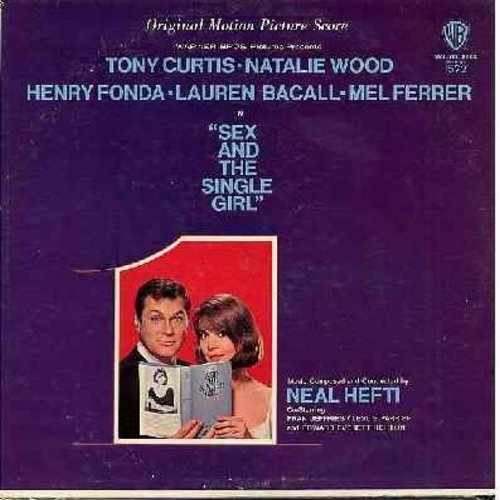 Sex And The Single Girl - Sex And The Single Girl - Original Motion Picture Sound Track with Score by Neal Hefti and Title Song sung by Fran Jeffries (Vinyl MONO LP record) - EX8/EX8 - LP Records