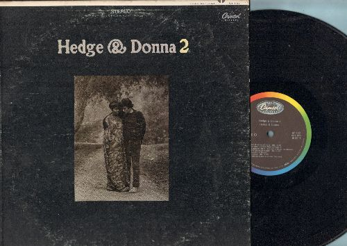 Hedge & Donna - Hedge & Donna 2: He Who Must Die, Please Understand Me, Little Lady, Sparrow In The Tree (vinyl STEREO LP record) - NM9/EX8 - LP Records