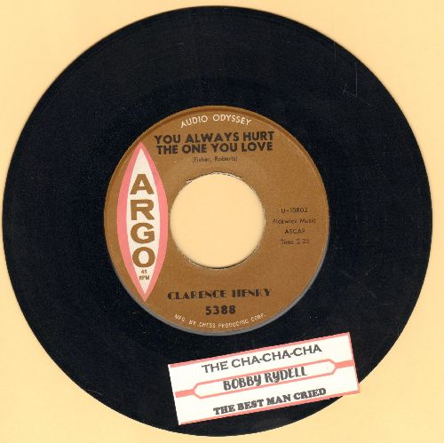 Henry, Clarence  - You Always Hurt The One You Love/Little Suzy  (with juke box label) - NM9/ - 45 rpm Records
