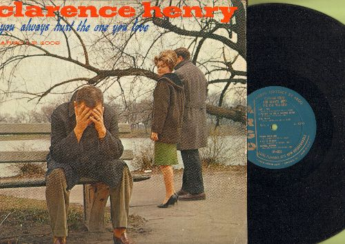 Henry, Clarence - You Always Hurt The One You Love: But I Do, I Want To Be A Movie Star, Little Suzy (Vinyl MONO LP record, RARE 1961 first pressing) - VG7/VG7 - LP Records