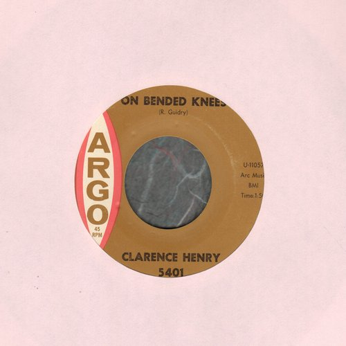 Henry, Clarence - On Bended Knees/Standing In The Need Of Love - EX8/ - 45 rpm Records
