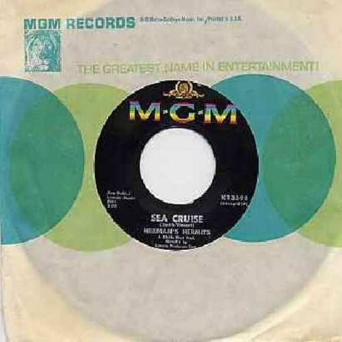 Herman's Hermits - Sea Cruise/Just A Little Bit Better (with MGM company sleeve)(bb) - NM9/ - 45 rpm Records