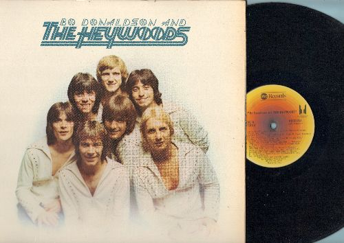 Donaldson, Bo & The Haywoods - Bo Donaldson & The Haywoods: Billy Don't Be A Hereo, Hang Your Lamp In The Window, Girl Don't Make Me Wait (Vinyl STEREO LP record, gate-fold cover) - NM9/NM9 - LP Records