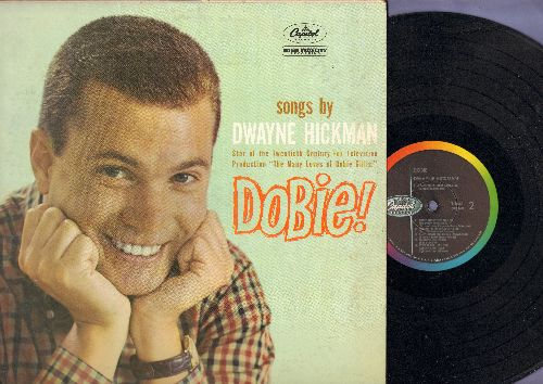 Hickman, Dwayne - Dobie!: Bad Reputation, A Most Impossible Dream, Angel, Don't Shoot The Man In The Moon, Forest Full Of Love, My personality (Vinyl MONO LP record) - VG7/VG7 - LP Records