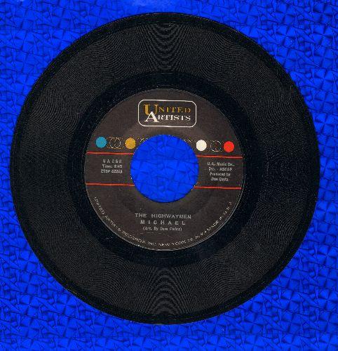 Highwaymen - Michael/Santiago - EX8/ - 45 rpm Records