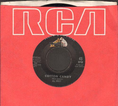 Hirt, Al - Cotton Candy/Walkin' - EX8/ - 45 rpm Records