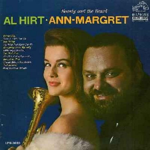 Hirt, Al & Ann-Margret - Beauty And The Beard: Personality, 'Tain't What You Do, Bill Bailey, Everybody Loves My Baby, Ma (He's Making Eyes At Me), Mutual Admiration Society, Baby It's Cold Outside (Vinyl MONO LP record) - NM9/EX8 - LP Records